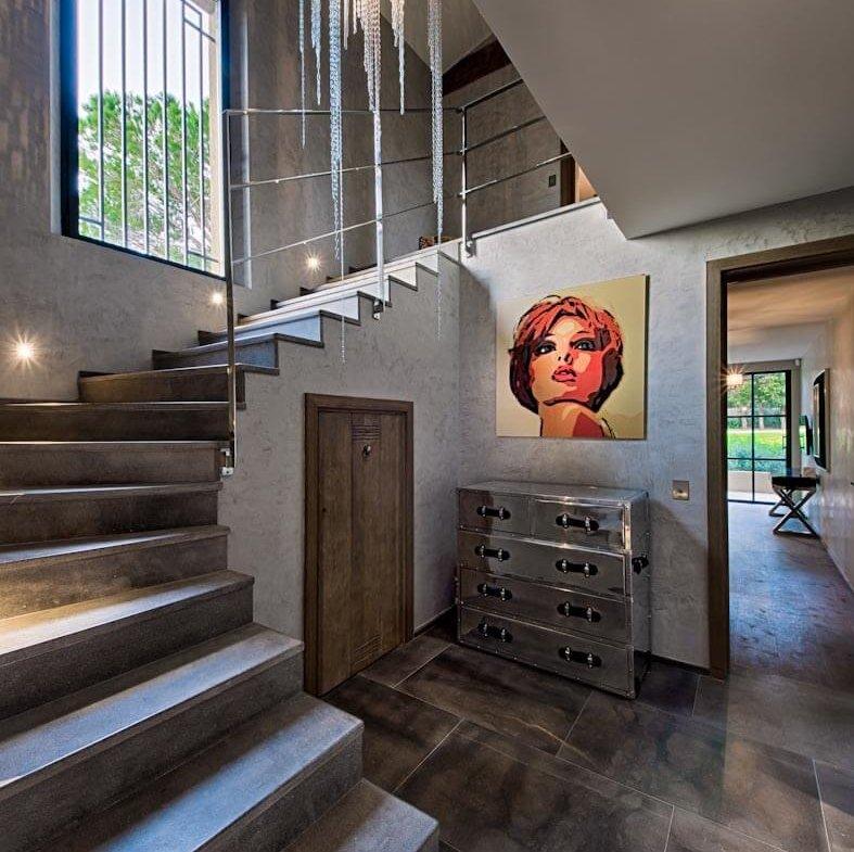 Villa moutte